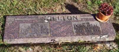 SHELTON, JOHN - Newton County, Arkansas | JOHN SHELTON - Arkansas Gravestone Photos