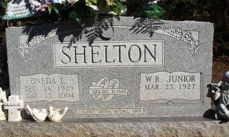 SHELTON, ONEDA L. - Newton County, Arkansas | ONEDA L. SHELTON - Arkansas Gravestone Photos