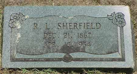 SHERFIELD, RAFORD LOUIS - Newton County, Arkansas | RAFORD LOUIS SHERFIELD - Arkansas Gravestone Photos