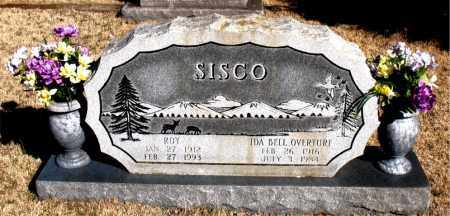 SISCO, ROY - Newton County, Arkansas | ROY SISCO - Arkansas Gravestone Photos