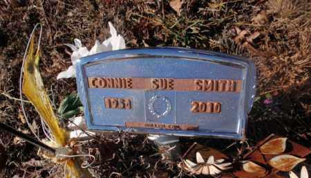 SMITH, CONNIE SUE - Newton County, Arkansas | CONNIE SUE SMITH - Arkansas Gravestone Photos