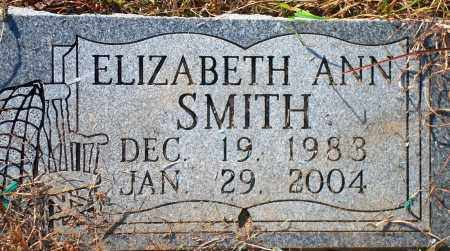 SMITH, ELIZABETH ANN - Newton County, Arkansas | ELIZABETH ANN SMITH - Arkansas Gravestone Photos