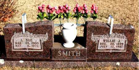 SMITH, WILLIE J. - Newton County, Arkansas   WILLIE J. SMITH - Arkansas Gravestone Photos