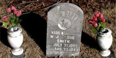SMITH, VIOLA - Newton County, Arkansas | VIOLA SMITH - Arkansas Gravestone Photos