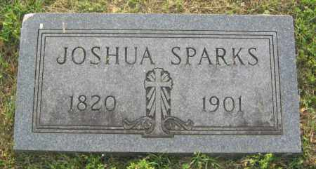 SPARKS, JOSHUA - Newton County, Arkansas | JOSHUA SPARKS - Arkansas Gravestone Photos