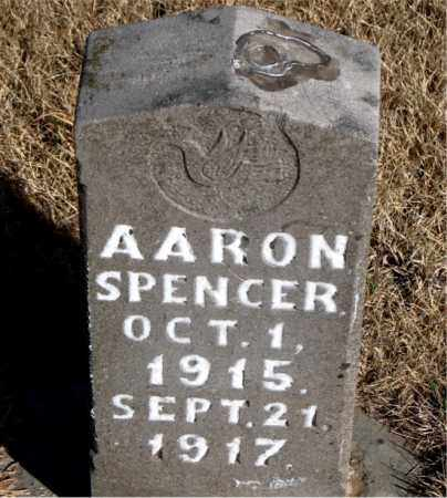 SPENCER, AARON - Newton County, Arkansas | AARON SPENCER - Arkansas Gravestone Photos