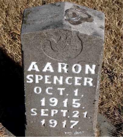 SPENCER, AARON - Newton County, Arkansas | AARON SPENCER - Arkansas Gravestone Photos