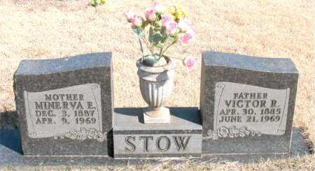 STOW, MINERVA  E. - Newton County, Arkansas | MINERVA  E. STOW - Arkansas Gravestone Photos