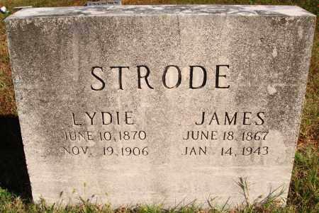 STRODE, LYDIE - Newton County, Arkansas | LYDIE STRODE - Arkansas Gravestone Photos