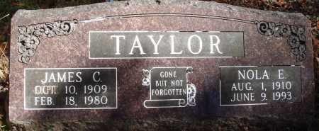 TAYLOR, JAMES C. - Newton County, Arkansas | JAMES C. TAYLOR - Arkansas Gravestone Photos