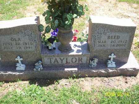 TAYLOR, LESTER REED - Newton County, Arkansas | LESTER REED TAYLOR - Arkansas Gravestone Photos