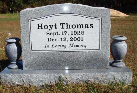 THOMAS, HOYT - Newton County, Arkansas   HOYT THOMAS - Arkansas Gravestone Photos