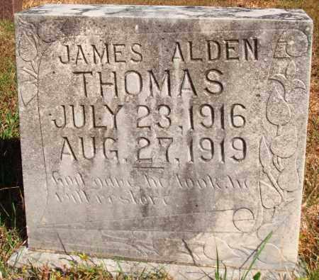 THOMAS, JAMES ALDEN - Newton County, Arkansas | JAMES ALDEN THOMAS - Arkansas Gravestone Photos