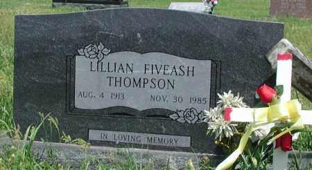 THOMPSON, LILLIAN - Newton County, Arkansas   LILLIAN THOMPSON - Arkansas Gravestone Photos