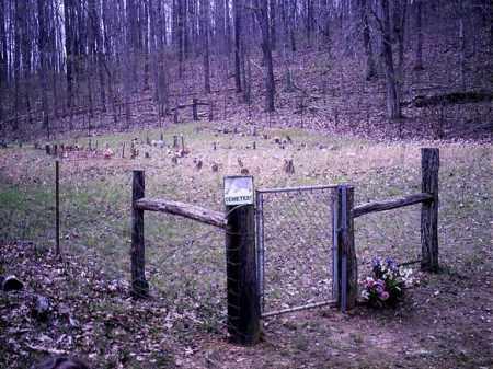 *UNION GROVE OVERVIEW,  - Newton County, Arkansas |  *UNION GROVE OVERVIEW - Arkansas Gravestone Photos