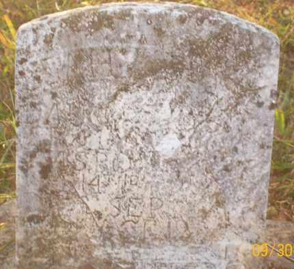 UNKNOWN, LEAH - Newton County, Arkansas | LEAH UNKNOWN - Arkansas Gravestone Photos