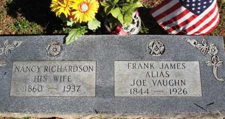 VAUGHN, JOE - Newton County, Arkansas | JOE VAUGHN - Arkansas Gravestone Photos
