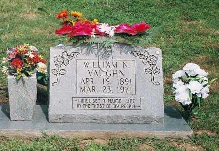 VAUGHN, WILLIAM - Newton County, Arkansas | WILLIAM VAUGHN - Arkansas Gravestone Photos