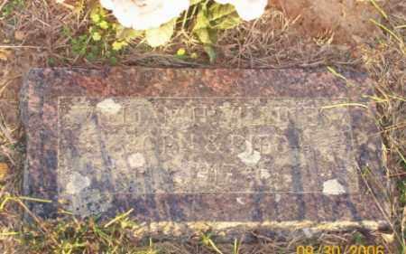VILLINES, IRA L. - Newton County, Arkansas   IRA L. VILLINES - Arkansas Gravestone Photos