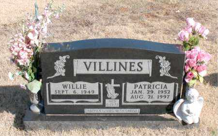 VILLINES, PATRICIA - Newton County, Arkansas   PATRICIA VILLINES - Arkansas Gravestone Photos