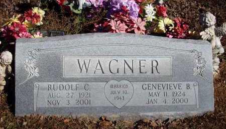 WAGNER, RUDOLF C. - Newton County, Arkansas | RUDOLF C. WAGNER - Arkansas Gravestone Photos