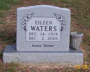 WATERS, EILEEN - Newton County, Arkansas   EILEEN WATERS - Arkansas Gravestone Photos