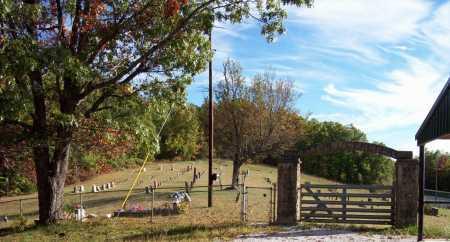 *WAYTON CEMETERY OVERVIEW,  - Newton County, Arkansas |  *WAYTON CEMETERY OVERVIEW - Arkansas Gravestone Photos