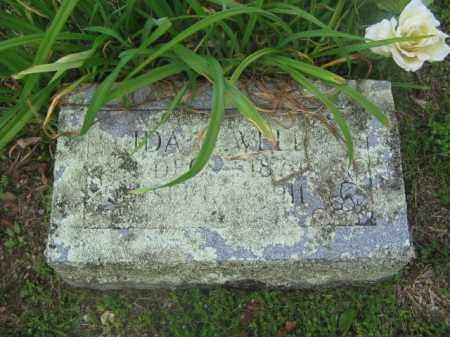 WELLS, IDA L. - Newton County, Arkansas | IDA L. WELLS - Arkansas Gravestone Photos