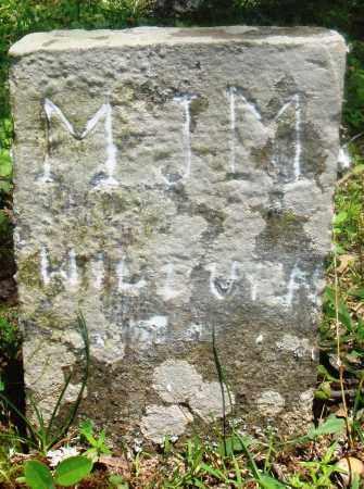 WILBURN, M J M - Newton County, Arkansas | M J M WILBURN - Arkansas Gravestone Photos