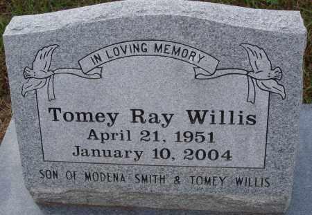 WILLIS, TOMEY RAY - Newton County, Arkansas | TOMEY RAY WILLIS - Arkansas Gravestone Photos