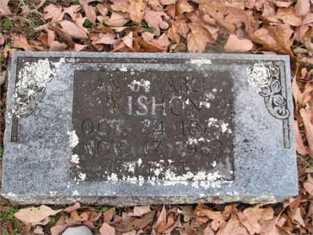 ABEL, ANNA - Newton County, Arkansas   ANNA ABEL - Arkansas Gravestone Photos