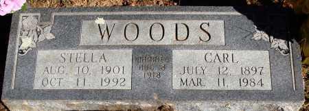 ROWLAND WOODS, STELLA - Newton County, Arkansas | STELLA ROWLAND WOODS - Arkansas Gravestone Photos