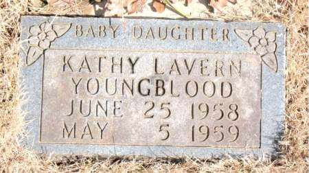 YOUNGBLOOD, KATHY LAVERN - Newton County, Arkansas | KATHY LAVERN YOUNGBLOOD - Arkansas Gravestone Photos