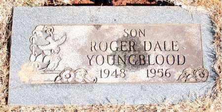 YOUNGBLOOD, ROGER DALE - Newton County, Arkansas   ROGER DALE YOUNGBLOOD - Arkansas Gravestone Photos