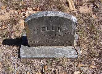 AGEE, ELLA - Ouachita County, Arkansas | ELLA AGEE - Arkansas Gravestone Photos