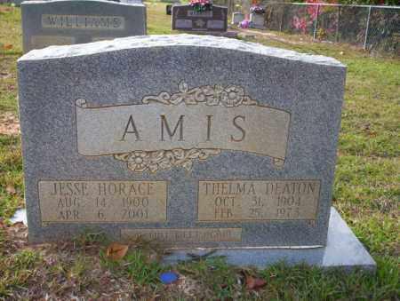 DEATON AMIS, THELMA - Ouachita County, Arkansas | THELMA DEATON AMIS - Arkansas Gravestone Photos