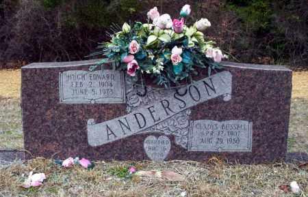 ANDERSON, GLADYS - Ouachita County, Arkansas | GLADYS ANDERSON - Arkansas Gravestone Photos