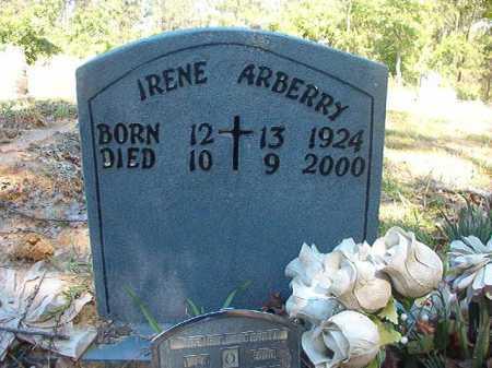 ARBERRY, IRENE - Ouachita County, Arkansas | IRENE ARBERRY - Arkansas Gravestone Photos