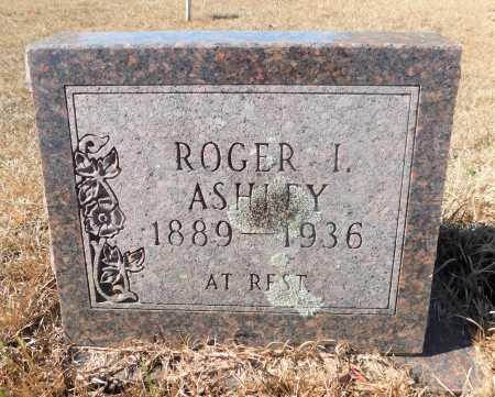ASHLEY, ROGER I - Ouachita County, Arkansas | ROGER I ASHLEY - Arkansas Gravestone Photos