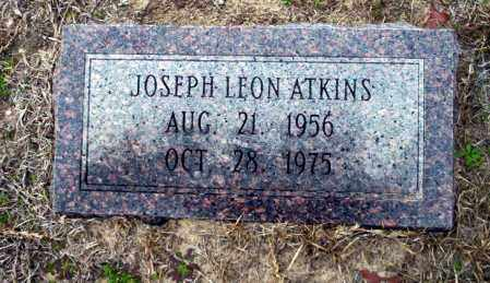 ATKINS, JOSEPH LEON - Ouachita County, Arkansas | JOSEPH LEON ATKINS - Arkansas Gravestone Photos