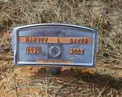 BAKER, HARVEY L - Ouachita County, Arkansas | HARVEY L BAKER - Arkansas Gravestone Photos