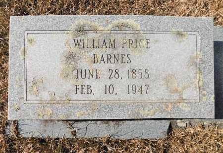 BARNES, WILLIAM PRICE - Ouachita County, Arkansas | WILLIAM PRICE BARNES - Arkansas Gravestone Photos