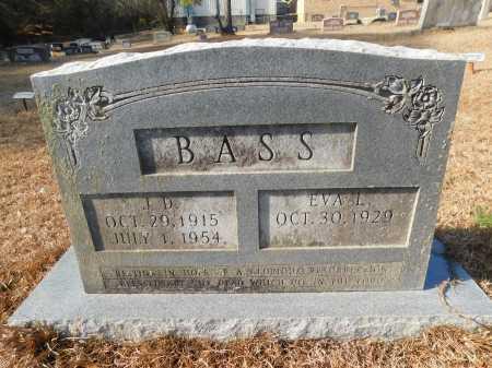 BASS, J.D. - Ouachita County, Arkansas   J.D. BASS - Arkansas Gravestone Photos
