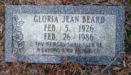 BEARD, GLORIA JEAN - Ouachita County, Arkansas | GLORIA JEAN BEARD - Arkansas Gravestone Photos