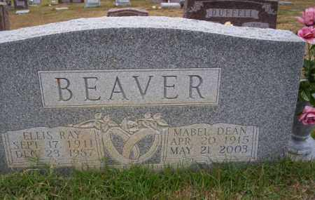 BEAVER, MABLE - Ouachita County, Arkansas | MABLE BEAVER - Arkansas Gravestone Photos