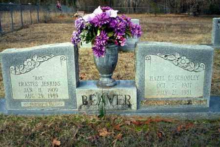 BEAVER, ERASTUS JENKINS - Ouachita County, Arkansas | ERASTUS JENKINS BEAVER - Arkansas Gravestone Photos