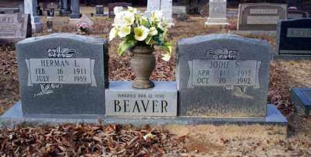BEAVER, HERMAN L - Ouachita County, Arkansas | HERMAN L BEAVER - Arkansas Gravestone Photos