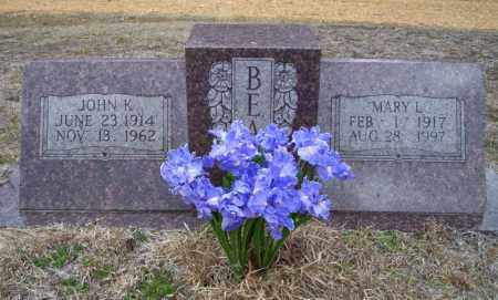 BEAVER, MARY L - Ouachita County, Arkansas | MARY L BEAVER - Arkansas Gravestone Photos