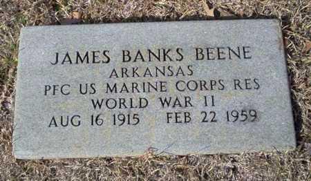 BEENE (VETERAN WWII), JAMES BANKS - Ouachita County, Arkansas | JAMES BANKS BEENE (VETERAN WWII) - Arkansas Gravestone Photos