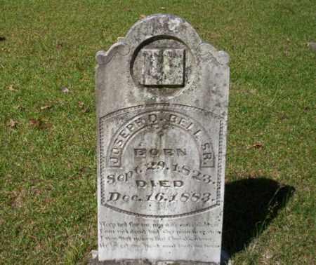 BELL  SR, JOSEPH D. - Ouachita County, Arkansas | JOSEPH D. BELL  SR - Arkansas Gravestone Photos